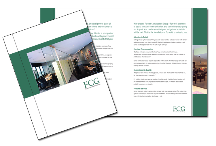 Marketing Brochure Design Samples, Corporate Ideas, Trade Shows
