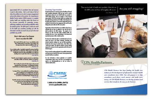 Health Insutry Brochure Sample Brochure Designs