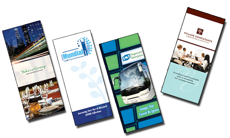 Small Business Brochure Prices, Services, Design, Chicago, Startup